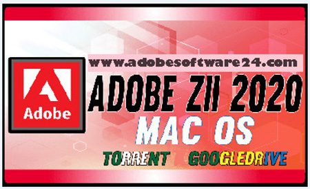 Adobe Zii CC 2020 Mac